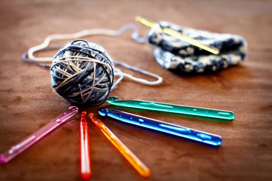 Mejores agujas ganchillo. Tienda online ganchillo: Comprar agujas ganchillo, ganchillo de plástico
