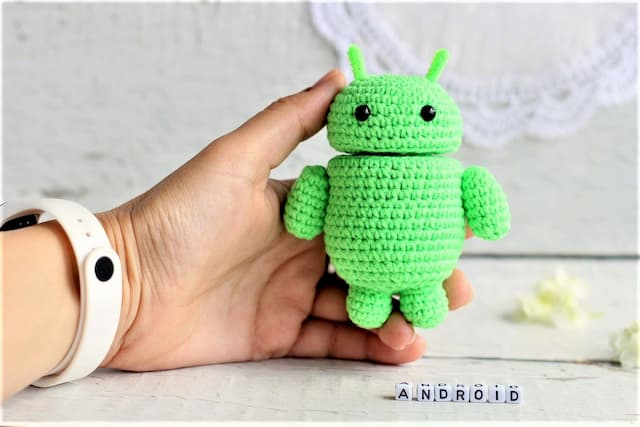 amigurumi crochet bicho