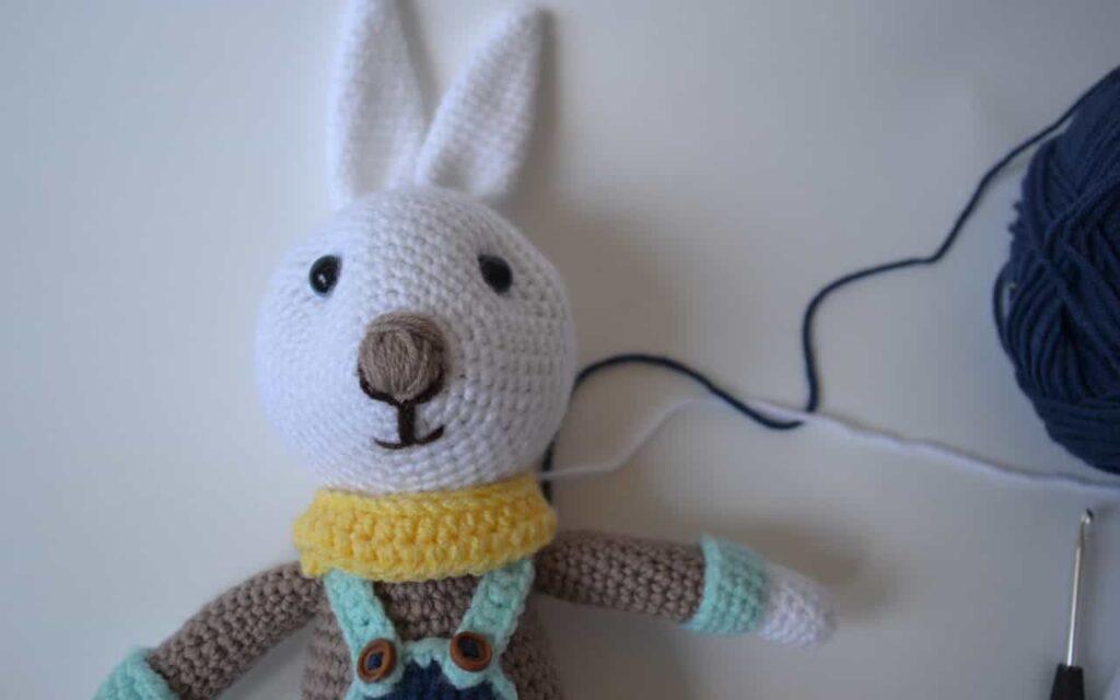Ganchillo crochet: ganchillo para unir partes de amigurumis, materiales amigurumi, kit para tejer amigurumis
