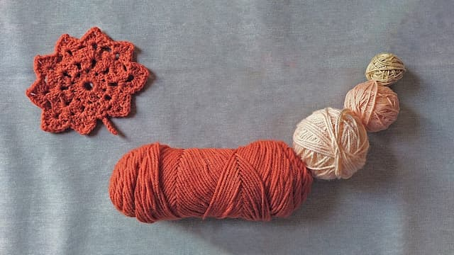 flor de ganchillo, flores de ganchillo, algodón tejer