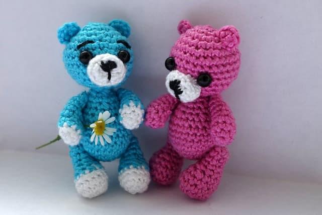 Amigurumis para bebés: osos amigurumis a ganchillo crochet. amigurumis que son