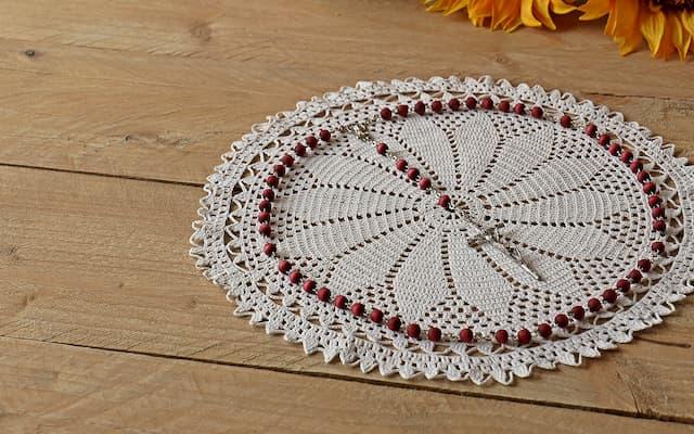 hilos para ganchillo: tapete de ganchillo, alfombra crochet