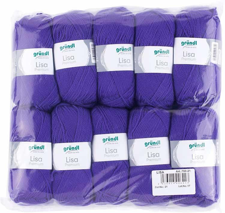 surtido de lana barata