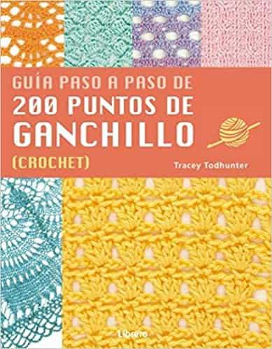 libro 200 labores de ganchillo
