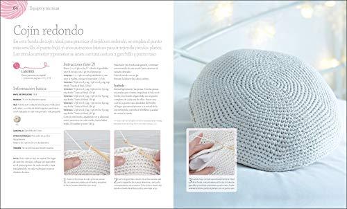libro manual de ganchillo, libro crochet
