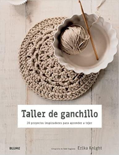 libro crochet: libro de patrones de ganchillo fáciles